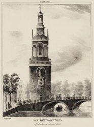 Jan Rodepoorts Toren. Afgebroken in het jaar 1829