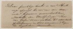 Beschrijving der Graftombe van Jan van Galen in de Nieuwe Kerk; handschrift; pen…