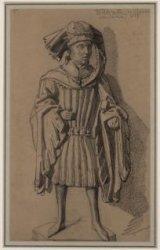 Willem II de Goede overleden 1337