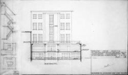 Verbouwing van het verenigings- en tentoonstellingsgebouw Felix Meritis Keizersg…