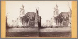 Jonas Daniel Meijerplein - Houtmarkt kort na de demping