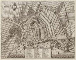 Amsterdam. Gelyck die geweest is tot den jare 1658