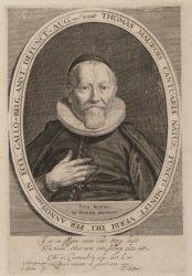 Thomas Maurois (1584 / 1646), Waals predikant te Amsterdam