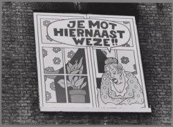 Geveldecoratie Willemsstraat