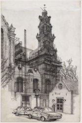 Westerkerk, Prinsengracht 277-281