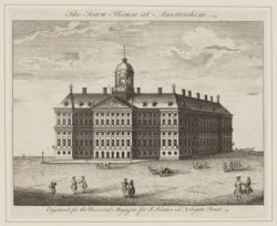 The Town House at Amsterdam