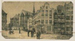 Depot tabak en sigaren Justus van Maurik