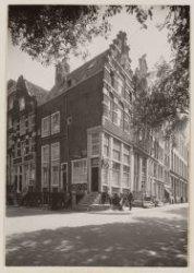 Korte Prinsengracht 5-21 (rechts, v.l.n.r.), hoek Haarlemmer Houttuinen 65-65A (…