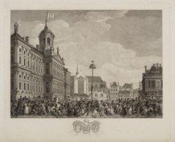 Feest der Vrijheid, Gevierd te Amsterdam, op het Plein der Revolutie den 4den Ma…