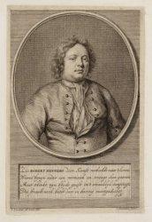 Robert Hennebo (1690-1737)