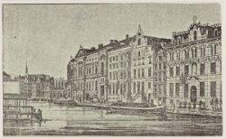 Rokin/Oude Turfmarkt 127-139 (v.l.n.r.)