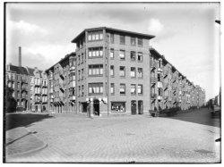 Tolstraat hoek Pieter Aertszstraat