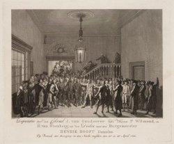 Deputatie door den Colonel J. van Goudoever ... etc