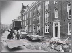 Willemsstraat 160-176. Renovatie van een woningbouwcomplex