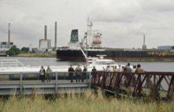 Haven Amsterdam; veerdiensten