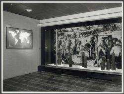 Hal van het Amstone Diamond Center, James Wattstraat 129-131