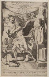 Afbeeldingen Der Oude Beelden Bij een Vergadert door De Heer Gerard Reijnst