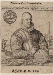 Portret van Nicolaas Petri (vóór 1550-1602)