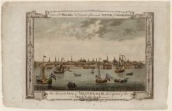 An Accurate view of Amsterdam, the Capital of the Dutch Netherlands