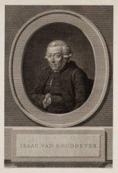 Isaac van Goudoever (1720-1793)