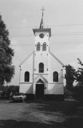Wijkergouw 6 Schellingwoude, Schellingwouderkerk uit 1866, voorgevel