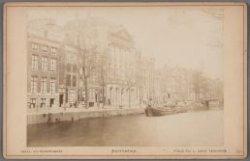 De Keizersgracht gezien tussen Runstraat en Berenstraat in noordelijke richting,…
