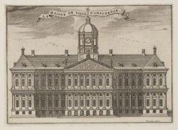 La Maison de Ville d''Amsterdam