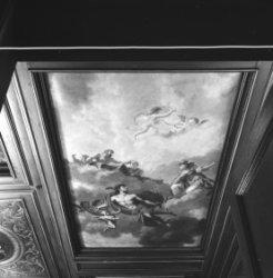 Keizersgracht 494, plafondschildering