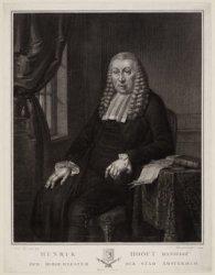Hendrik Hooft Danielsz. (1716-1794)