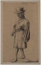 Jan II van Avennes overleden 1304