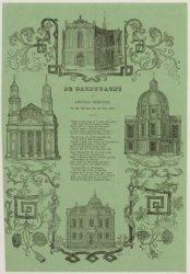 De Nachtwacht Aan Amstels Burgerij, bij den aanvang van het Jaar 1855