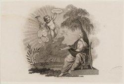 Zinnebeeldige voorstelling van Jan Frederik Helmers (07-03-1767 / 26-02-1813)