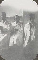 'Dr. Hulscher, Dr. Gelderman, Dr. Pomper'