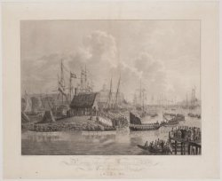Plechtige lijkvaart van den Luitenant ter Zee, 2e kls., Jan Carel Josephus van S…