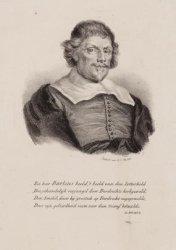 Caspar van Baerle (Barleus) (12-02-1584 / 14-01-1648)