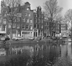 Prinsengracht 296 - 306 (ged.) v.r.n.l. en rechts Elandsgracht 2 (ged.) - 8 (ged…