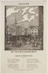 De Vuilnis-Karreman aan Amstel's Ingezetenen