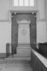 Nieuwezijds Voorburgwal 143, Nieuwe Kerk, praalgraf Jan Carel Josephus van Speij…