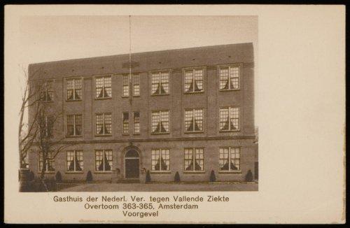Beeldbank Stadsarchief Amsterdam - Interieur van Gasthuis der ...