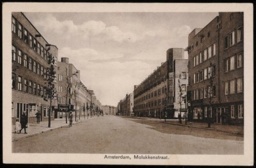 Beeldbank stadsarchief amsterdam molukkenstraat uitgave for Molukkenstraat amsterdam