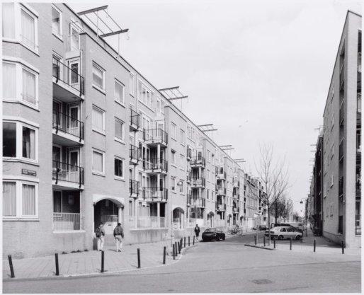 Derde Oosterparkstraat 1-3-5 enz