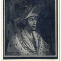 Portret van Adolphus, Rooms keizer, Graaf van Nassau (ca. 1255-1298)