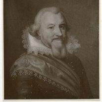 Portret van Graaf Jan van Nassau