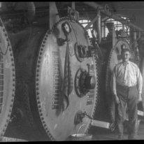Onbekende medewerker van Suikerfabriek NV Centrale Suiker Maatschappij (CSM, voo…