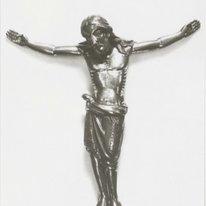 Verguld bronzen corpus