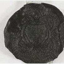 Zegel van Johanna van Brabant, hertogin van Brabant