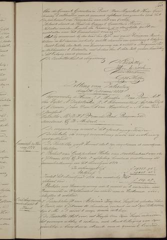 Ginneken en Bavel - Notulen van de gemeenteraad 1883-01-01