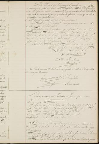 Ginneken en Bavel - Notulen van de gemeenteraad 1911-01-01
