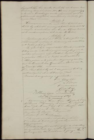 Ginneken en Bavel - Notulen van de gemeenteraad 1867-01-01