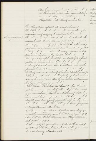 Princenhage - Notulen van de gemeenteraad 1940